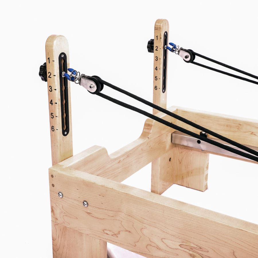 Pilates Reformer Rehab (Height of the Bed 19 in) 2