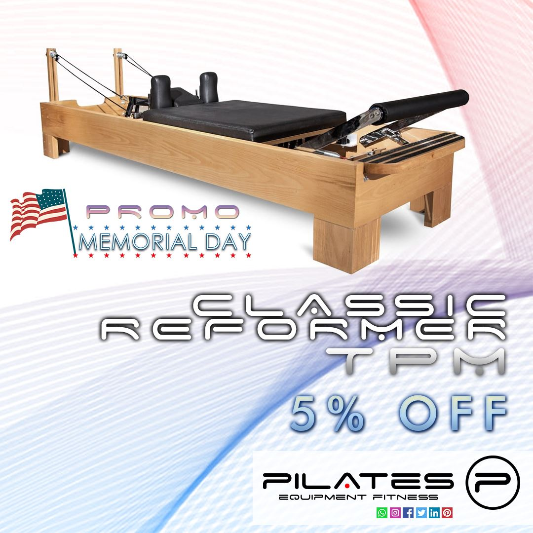 Affordable Pilates Equipment: TPM: The Most Affordable Pilates Reformer