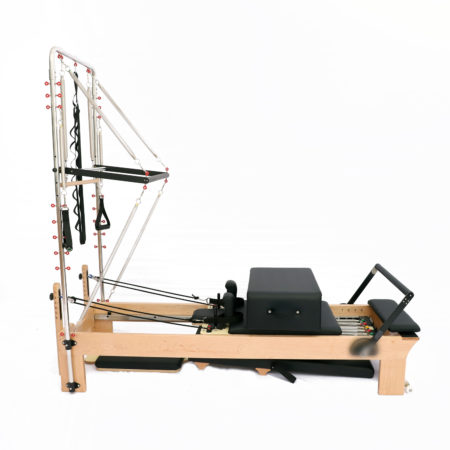 Pilates Reformer Rehab with Tower
