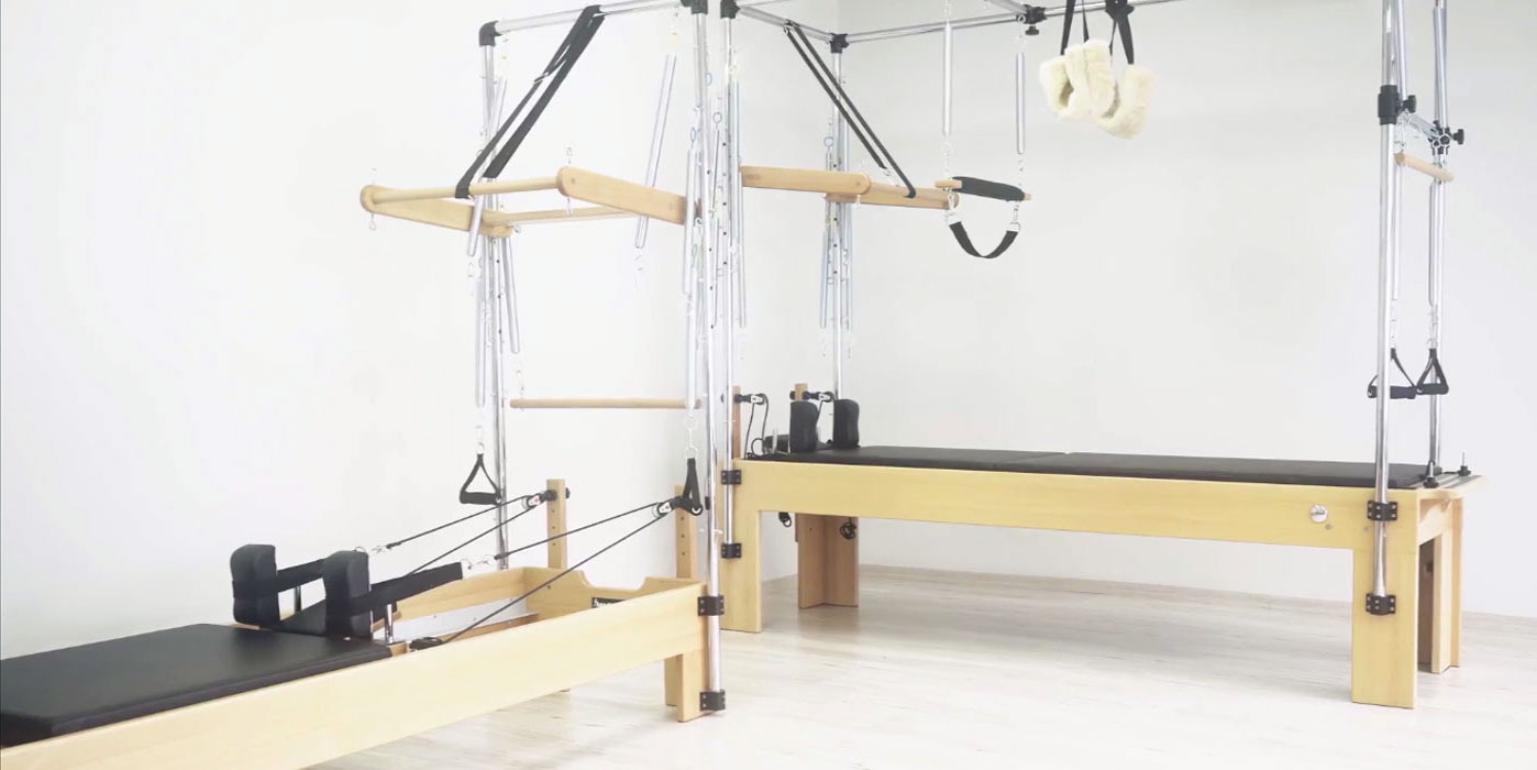 Reformer with Tower and Cadillac Reformer