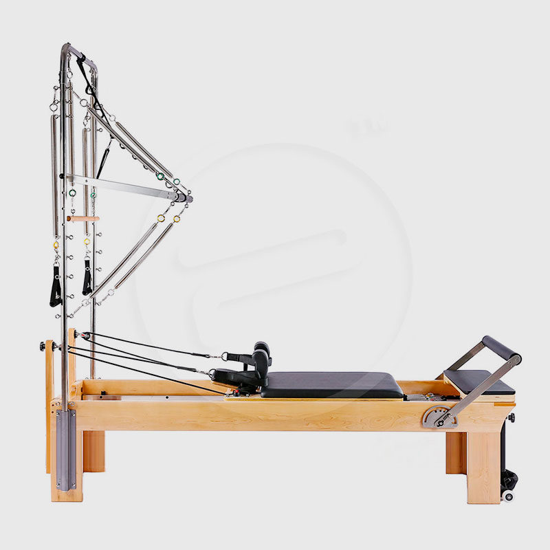 Pilates Reformer with Tower Rehab